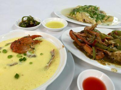 新陶陶食蟹記